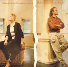 """Phil Collins & Marilyn Martin(12"""" Vinyl)Separate Lives-Virgin-VS 818-12-Ex/VG"""