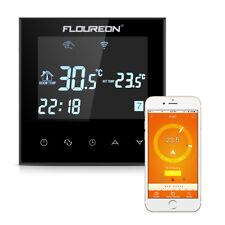 FLOUREON programmable Smart WiFi numérique LCD Chauffage Thermostat APP Contrôle