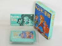 TOM SAWYER Famicom Nintendo Import Japanese Game Family Computer bcb fc