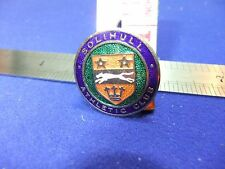 vtg badge athletic club solihull  2nd 1975 sport member membership field sports