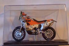 MOTO KTM LC8 F MEONI 2002 1/24 série grandes motos à collectionner  ALTAYA / IXO