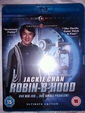 ROBIN-B-HOOD BLU-RAY  REGION FREE JACKIE CHAN  NEW & SEALED
