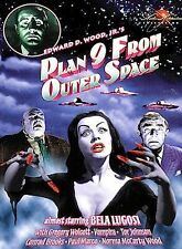 Plan 9 from Outer Space DVD, 2000, Special Edition