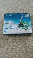 TP-LINK TG-3468 10/100/1000Mbps Gigabit PCI Express Network Adapter FREE SHIP!!!