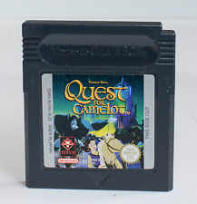 Quest for Camelot, Nintendo Gameboy Game in Excellent Condition, GB, 2037