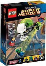 Lego DC Comics Super Heroes Brainiac Attack 76040