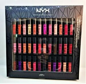 NYX Soft Matte Lip Cream Vault I Lipstick Lip Gloss 36 Shades
