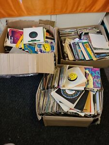 500 7 Inch records lot number 2