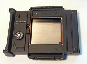 Polaroid-Rückwand für Rolleiflex 6006 6008 etc gut