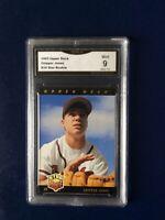 1993-Upper Deck-Chipper Jones-#24-Star Rookie -Card
