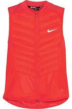 Nike | Red Aeroloft 800 Quilted Shell Down Vest | Size Medium | RRP £120