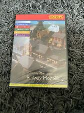 "Hornby OO Gauge ""Shows You How"" Type  DVD for Train Set Model Railway Layouts"
