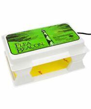 Happy Jack Flea Beacon Dog Cat Light Heat Sticky Strip Traps Fleas Year Round