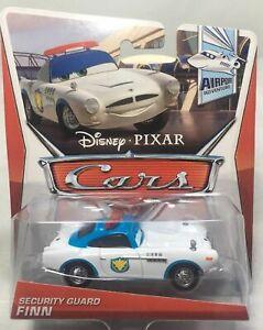 CARS 2 - SECURITY GUARD FINN - Mattel Disney Pixar