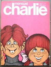 CHARLIE Mensuel 1er série  n° 84 Janvier 1976