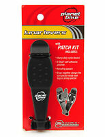Planet Bike Lunar Levers and Patch Kit, 2 Bicycle Tire Levers