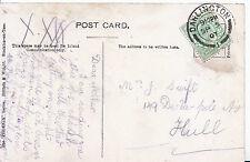 Genealogy Postcard - Family History - Swift - De-La-Pole Avenue - Hull  U610