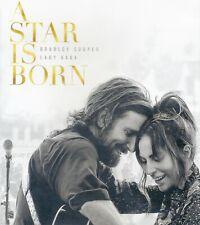 A Star Is Born 2018 R musical romantic movie, new DVD, Bradley Cooper, Lady Gaga