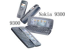 Nokia 9300 Double Screen Mobile Phone Unlocked Original Qwerty Keyboard