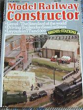 MODEL RAILWAY CONSTRUCTOR MAGAZINE JUL 1983 LIONEL STANDARD OF WORLD DIESEL RAIL