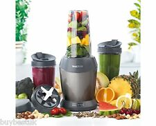 Salter Nutri Pro Super Charged Multi-Purpose Extractor Blender, 1000 W - Silver