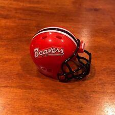 Oregon State Beavers 1979 throwback custom pocket pro helmet