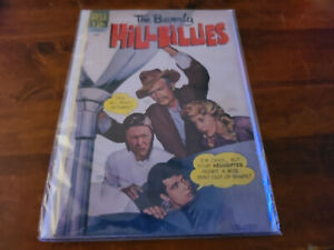 THE BEVERLY HILLBILLIES 1966 DELL COMICS #13 COMIC BOOK