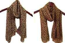 NEW Women's Favorite Leopard Fashion Scarf Shawl Animal Print - Free Shipping