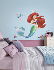 ARIEL The LITTLE MERMAID wall stickers Disney Princess MURAL 21 decals stickups