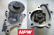 New Engine Water Pump NPW N-72 fits 99-02 Nissan Quest 3.3L-V6