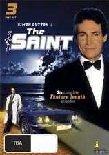 The Saint (DVD, Simon Dutton, 3-Disc Set) BRAND NEW SEALED