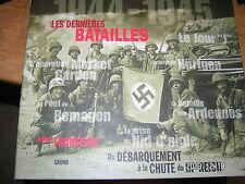 1944-1945 les dernieres Batailles du debarquement a chute du 3e Reich