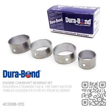 DURA-BOND CAM BEARINGS 6 CYL 132 & 138 GREY MOTOR [HOLDEN FX-FJ-FE-FC-FB-EK-EJ]