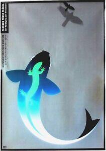 Original vintage poster VERTEBRATE ANIMAL EVOLUTION SWISS EXPO