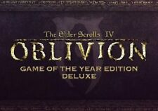 The Elder Scrolls IV: Oblivion Deluxe Edition STEAM Global Free PC KEY