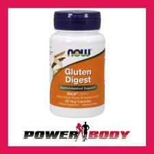 NOW Foods - Gluten Digest - 60 vcaps