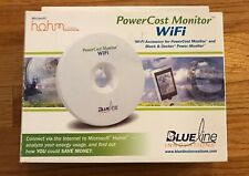Hohm WIFI Electric/Power Cost Monitor BLI-31100 Blue Line Innovations MicroSoft