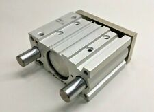 New listing Smc Mgpm63-75 Cylinder Compact Guide Slide Bearing 63mm Bore x 75mm Stroke