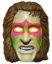 The Ultimate Warrior Wwe Wwf Fancy Dress Up lucha Libre Máscara Adulto Niño Cosplay
