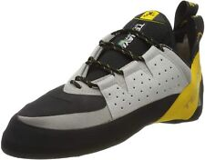Tenaya Climbing Shoes Cat Feet Climbing Shoe, White/Yellow, 8.5