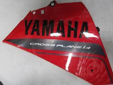 Yamaha YZFR1 R-1 Left Side Cowling Fairing Fits 2009-2014 P/N 14B-W283V-2D-P7
