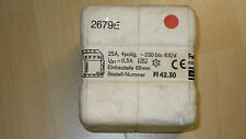 Sursum FI 42.30 25A 4polig  230bis 400V   0,3A   Fehlerstom Schutzschalter