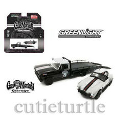 Greenlight Gas Monkey Garage 1970 Ford F350 Ramp Truck & Cobra 427 SC 1:64 51138