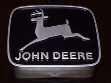 John Deere 100 108 111 116 430 755 855 955 Grill Emblem NEW M76640