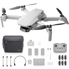 DJI Mini 2 4K Ultraportable Drone Fly More Combo