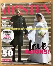 Royal wedding PRINCE HARRY & MEGAN - Grace Kelly - Sissi - FREE SHIPPING!