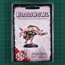 Blood Bowl Skaven Team Rat Ogre Fantasy Football Forge World