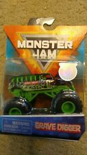 Spinmaster Monster Jam Grave Digger (Chase) Series 10 Inc Wristband & Poster