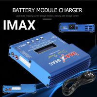 2~20V iMAX B6AC 80W LiFe Lipo NiMH Battery Balance Charger Built-in Power Supply