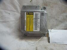 2006 06 Chevrolet Tahoe Avalanche Airbag Air Bag Control Module Oem 10370158